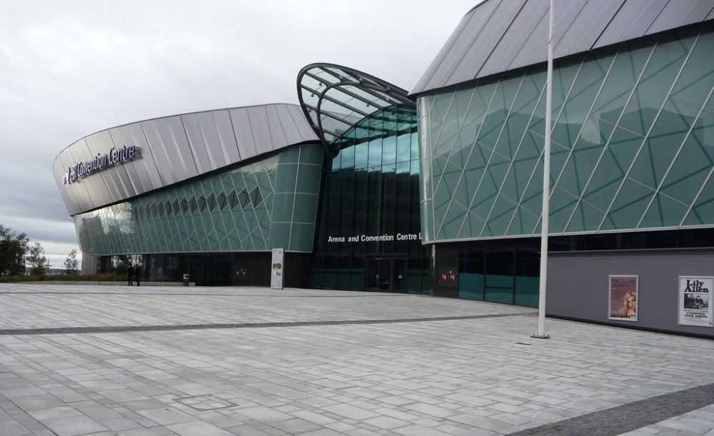 Exterior of ACC Liverpool.