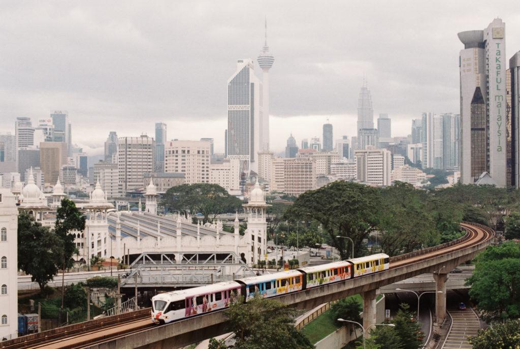 Kuala Lumpur city scpae