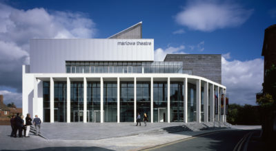 Exterior of the New Marlowe Theatre