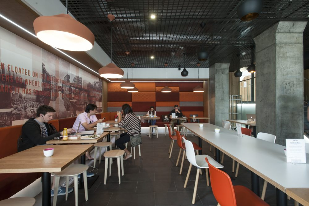 Refectory at Urbanest King's Cross