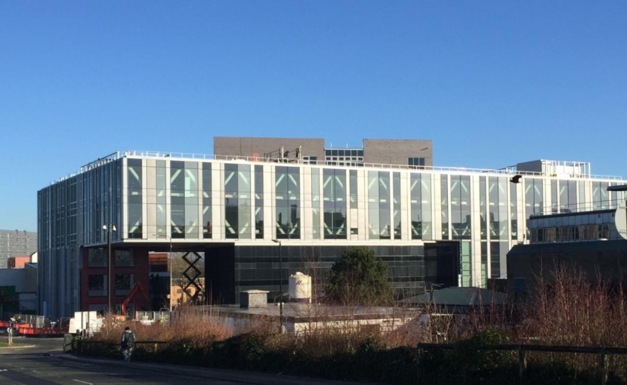 187 New Adelphi Building University Of Salford