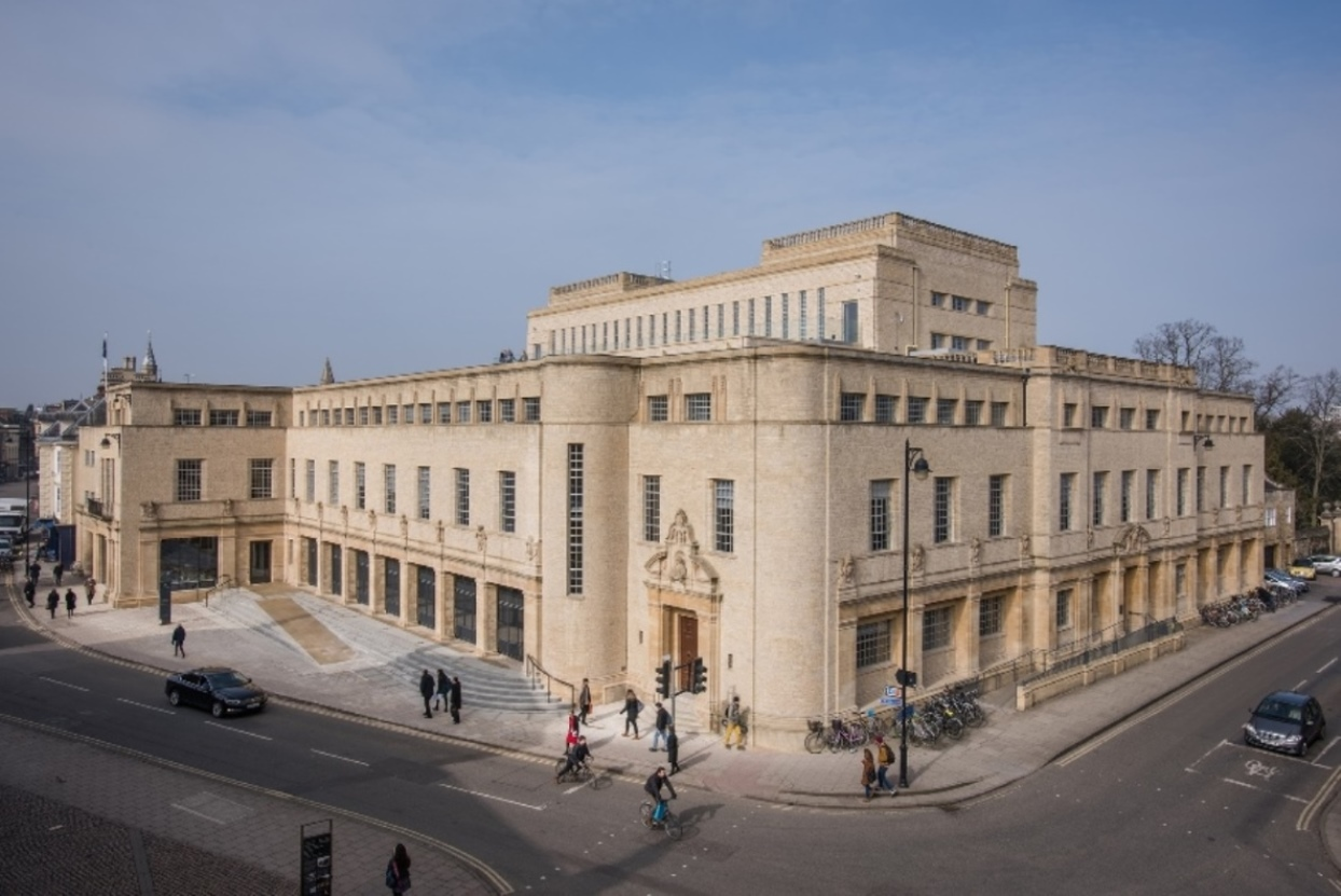 The Weston Library Oxford