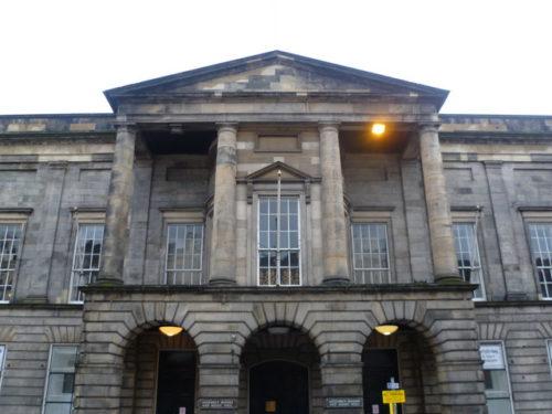Assembly Rooms, Edinburgh. Credit Kim Traynor
