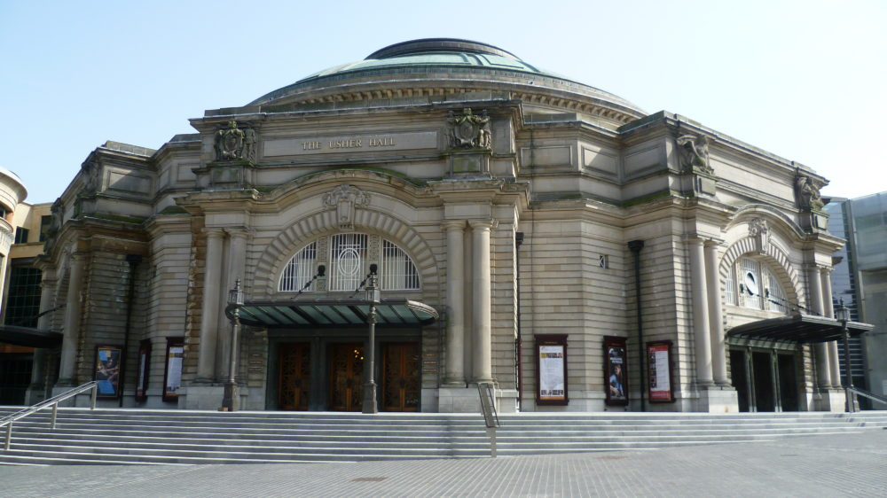 Usher Hall Edinburgh
