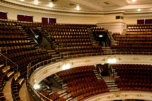 Usher Hall main auditorium